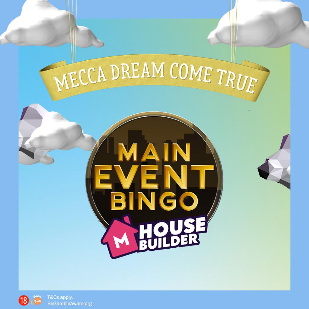 Come join our House Builder games 8pm tonight - an hour of bingo worth £3,500! 🏠 With guaranteed full house prizes from £50 to £500 🤑  They're happening weeknights at 8 PLUS Double Money on Fridays! 😊  Part of the regular bingo schedule. T&C's apply.  https://t.co/glAknDyCKo https://t.co/I4wJiPPkL6