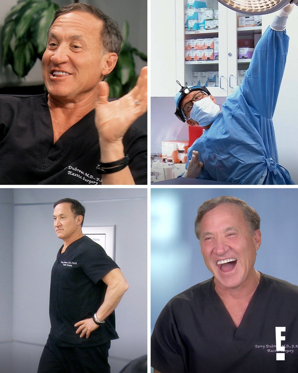 Happy bday to the doc who is always ready for his most challenging case yet 😂 @DrDubrow