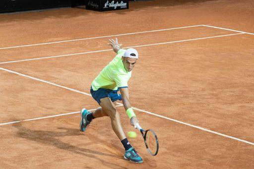 Defeating Fritz 6-4 7-6, #Travaglia moves to #IBI20 2️⃣nd round!  #tennis https://t.co/exoW3DO7HO
