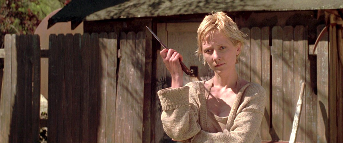 Please let Anne Heche pay homage to this performance via ballroom dancing