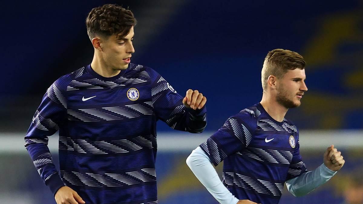 #PremierLeague-Debüt: #Havertz und #Werner in #Chelsea-Startelf gegen Brighton  ➡️ https://t.co/PCEioNASC7 https://t.co/F5nLbEjZAf