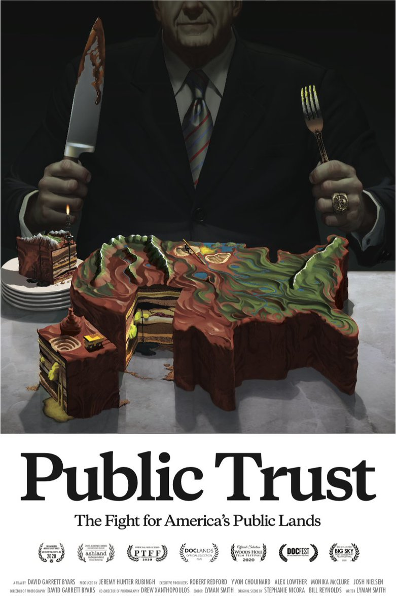 'PUBLIC TRUST' premieres 9/25/20 on YouTube. Set a reminder here: youtu.be/OGjnIG7puzY