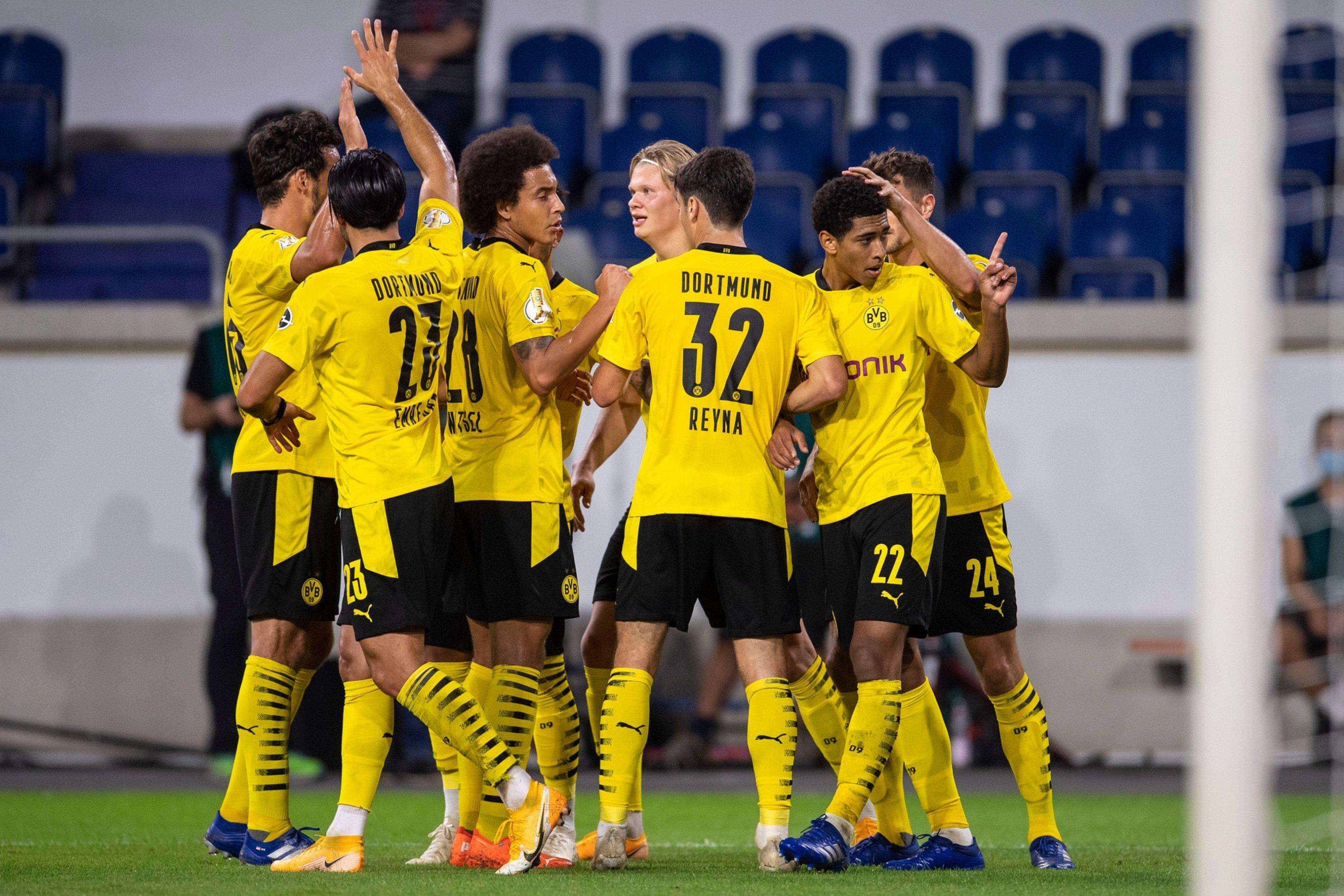 Дуйсбург – Боруссия Д 0:5. Санчо остается и забивает гол, явление Беллингема - изображение 1