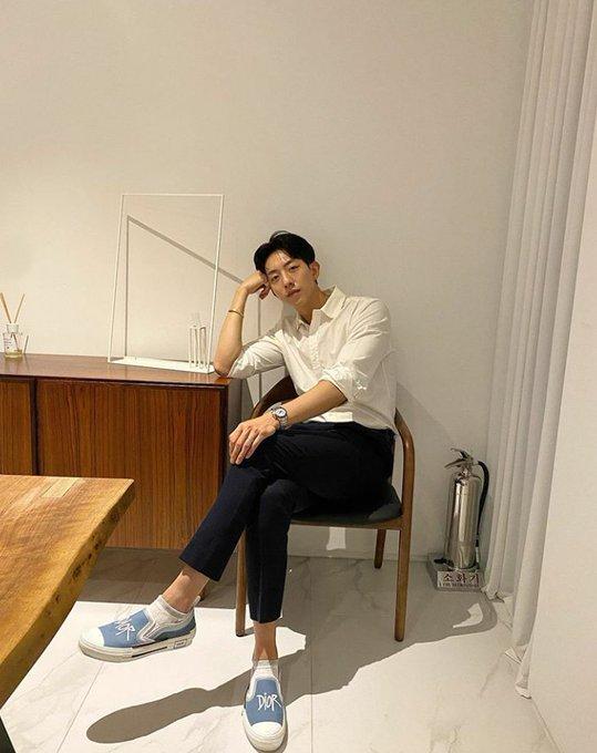 Happy birthday, Lee Jung Shin!