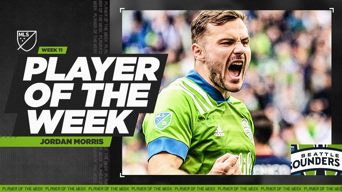 1 goal. 3 assists. 1 dominant win. @JmoSmooth13 earns Player of the Week once again this year 👏