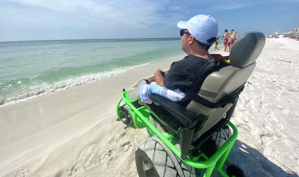 Check this out 👍  9 OF THE BEST WHEELCHAIR ACCESSIBLE BEACHES IN FLORIDA ♿️  https://t.co/JshQroUukh  #travel #travelblog #trip #disability #accessibility #beach #reviews #vacation #holiday #disabled #community #disway #web https://t.co/bK1cYkbTxb