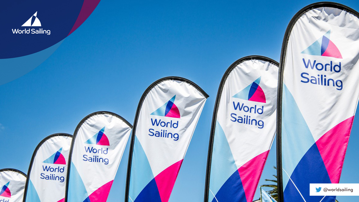 US Sailing President @CorySertl is a @WorldSailing Vice Presidential candidate.🗳️☑️⬇️