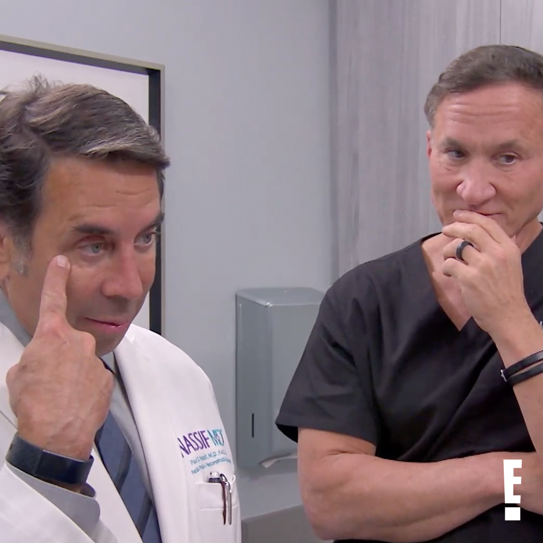 Hey you! Eyes up here and get ready for an all-new #Botched starting right now on E!