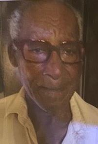 MISSING MAN: Leonard Simpson, 98 - last seen on Sept. 14, at 12 p.m., in the Kendleton Dr & John Garland Blvd area - he is described as 53, 120 lbs., slim build, grey hair - last seen wearing a beige sweater, blue jeans, black hat, red glasses, multi-color shoes #GO1744114 ^al