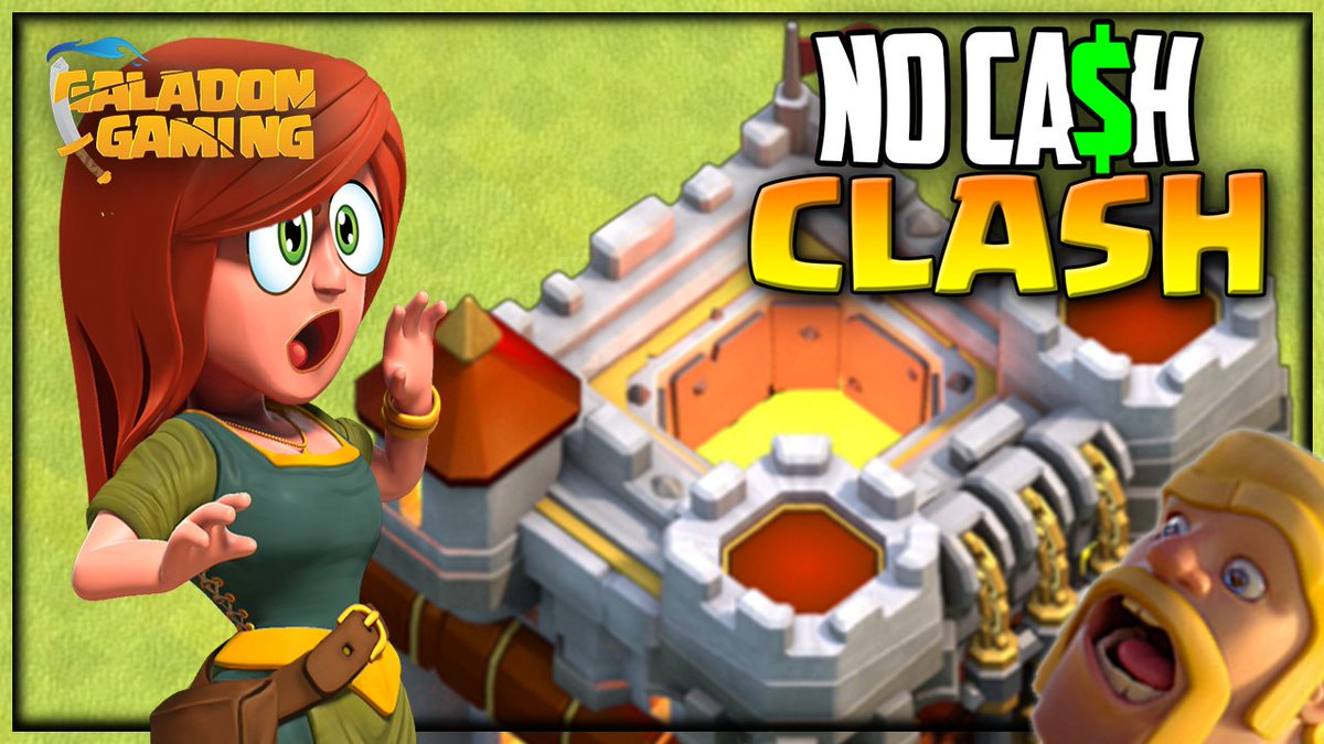 No Cash Clash goes to TOWN HALL 11 - FREE to play! https://t.co/YNEp93HCd9  #ClashofClans #FacebookGaming https://t.co/ZPxI5JwewR