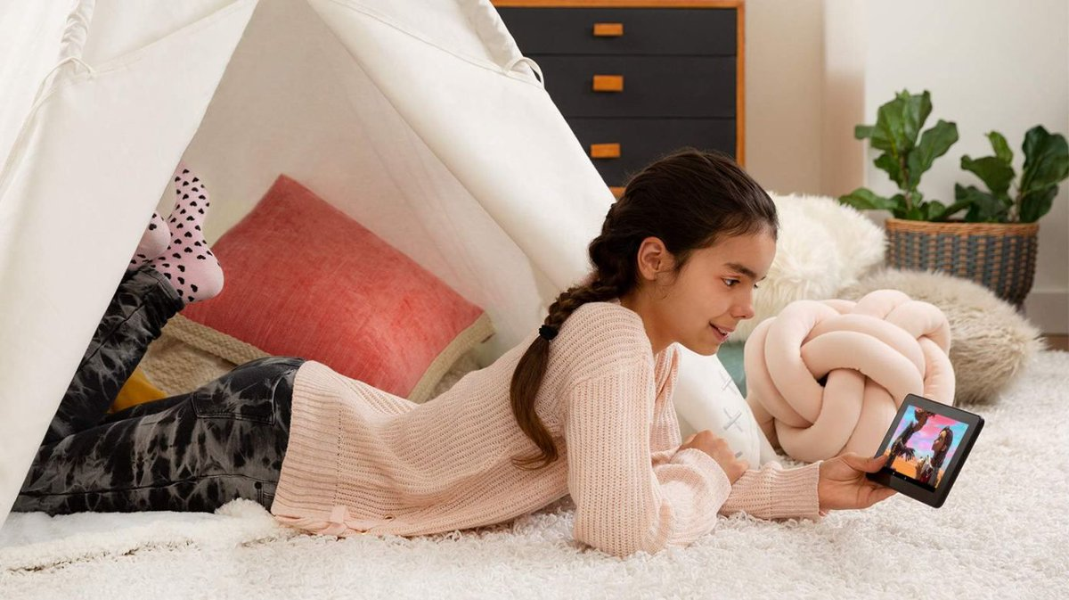 Amazon rebrands FreeTime to Amazon Kids to make the service less confusing
