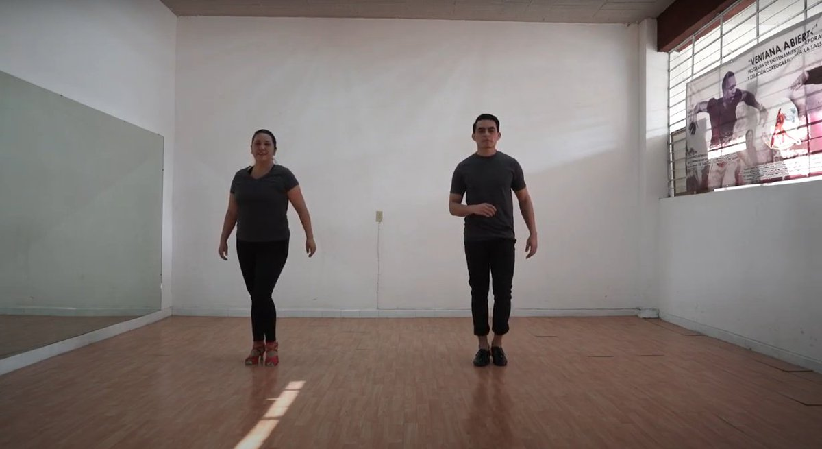 "#ComunidadContigo 😎✨¡Baila salsa sin salir de casa! 💃🕺   ""El ABC del baile"" son clases de salsa de nivel básico. Baila de manera individual, en pareja o en familia con la guía de dos grandes instructores.    Visita 👉🏾 https://t.co/nyeTvokJFh https://t.co/TcjTxLfOii"