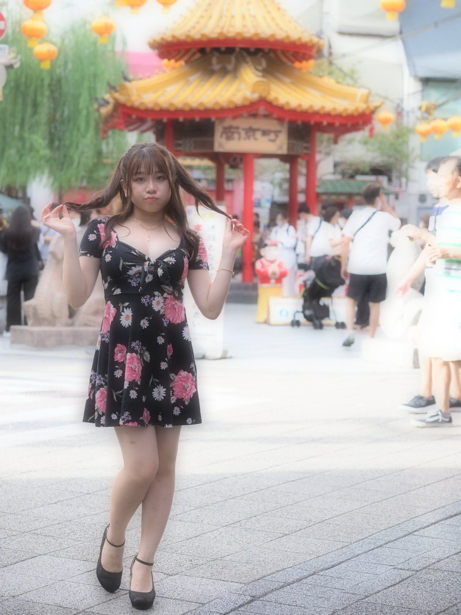 2020.9.12ありがとうございました😊あいみさん@aimi01s 神戸元町#撮影会#カメラマンと繋がりたい#ミラーレス#portrait#ポートレート  #ポートレート好きな人と繋がりたい #写真好きな人と繋がりがたい #SONY#OLYMPUS#CANDY撮影会