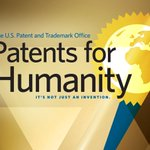 Image for the Tweet beginning: 2020 Patents for Humanity winners