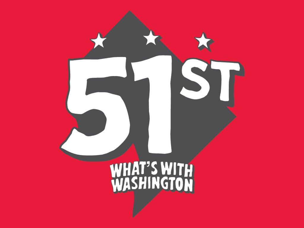 I'm crazy excited to announce that the What's With Washington podcast is BACK on Sept. 22 with an all-new season! It's called 51st, and in it we tell the story of D.C.'s fight for representation. Check out the trailer and subscribe here: https://t.co/LXCz2jjXi9 https://t.co/Ifa1sitRNB