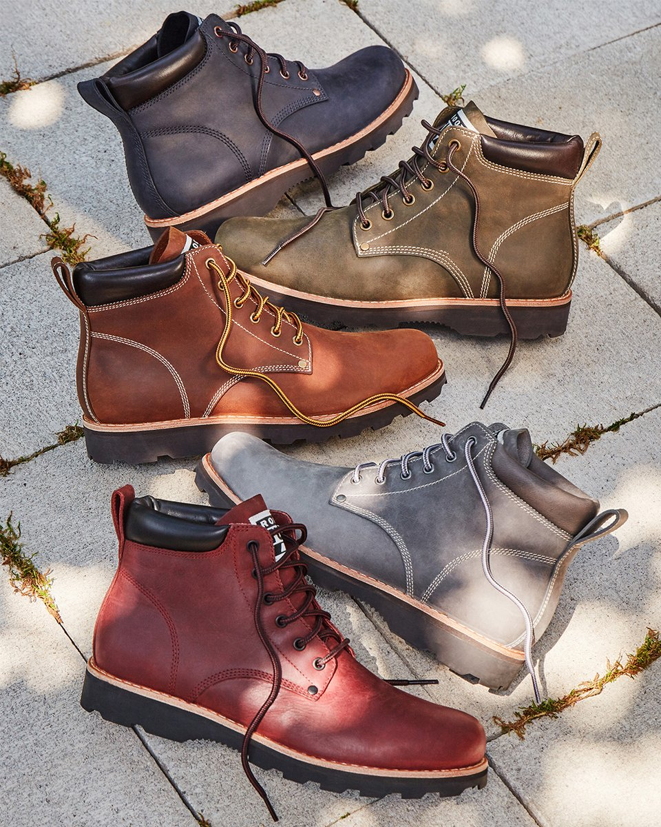 Receive a free pair of Cabin Socks* with your purchase of select boots. Available online and in select stores until September 30, 2020.   *Limit one gift with purchase per transaction. Available while quantities last. Canada only. Retail value $18.50. Some conditions may apply https://t.co/QyCq1Oiu6o