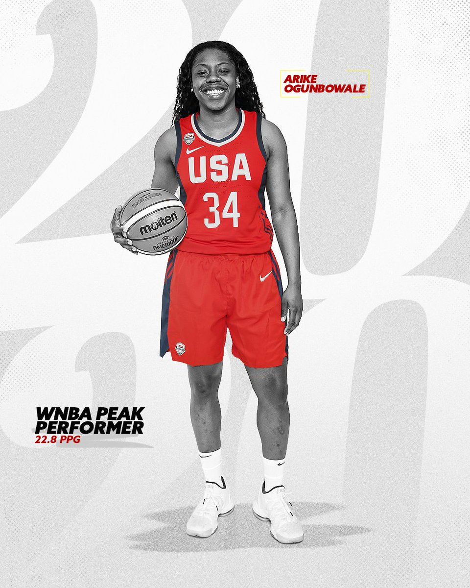 And it wont be her last scoring title, either. Congrats on another milestone @Arike_O!