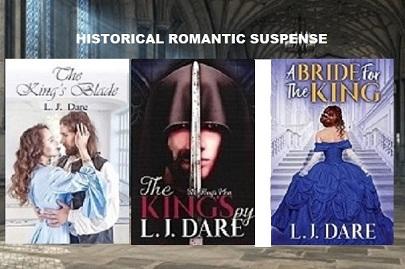 RT @LJDare1: @LJDare1 Where historical suspense meets romance-Book 2-The King's Spy https://t.co/Bj7tkdeGp9 Book 1-The King's Blade https://t.co/QchnsJvfgH  https://t.co/UOzslX1n6D Ch. 1 excerpts: https://t.co/1qzLJKBrDB #BVS #AltRead #Tuesdaythought… https://t.co/6RDsYG36vG