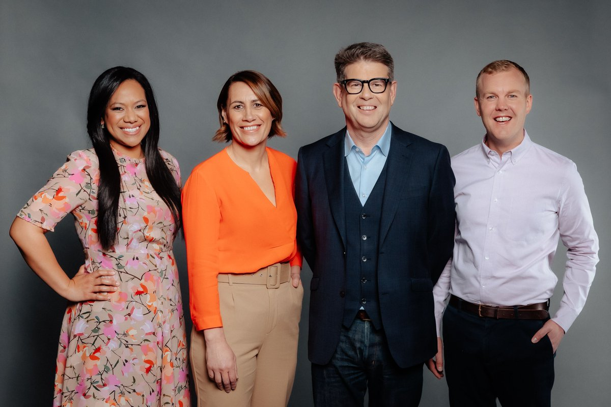 We're excited to welcome Indira Stewart to the Breakfast team as our new newsreader. She'll be on your screens alongside John, Jenny-May, and Matty soon - tēnā koe e @Indiratweets, nau mai ki tā tātou tīma! https://t.co/CLcWb3K88E