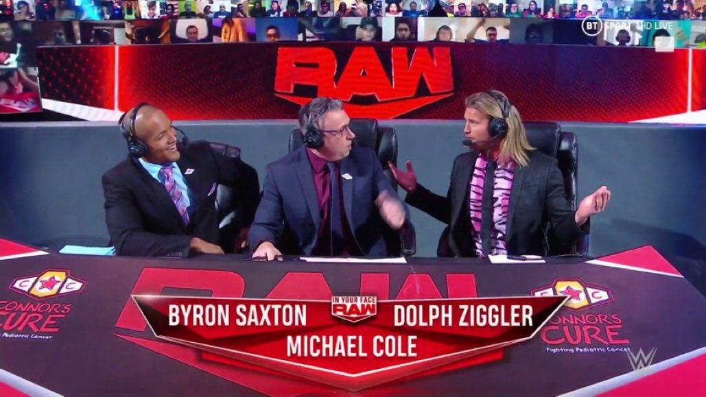 WWE Changes RAW Announce Team Again This Week