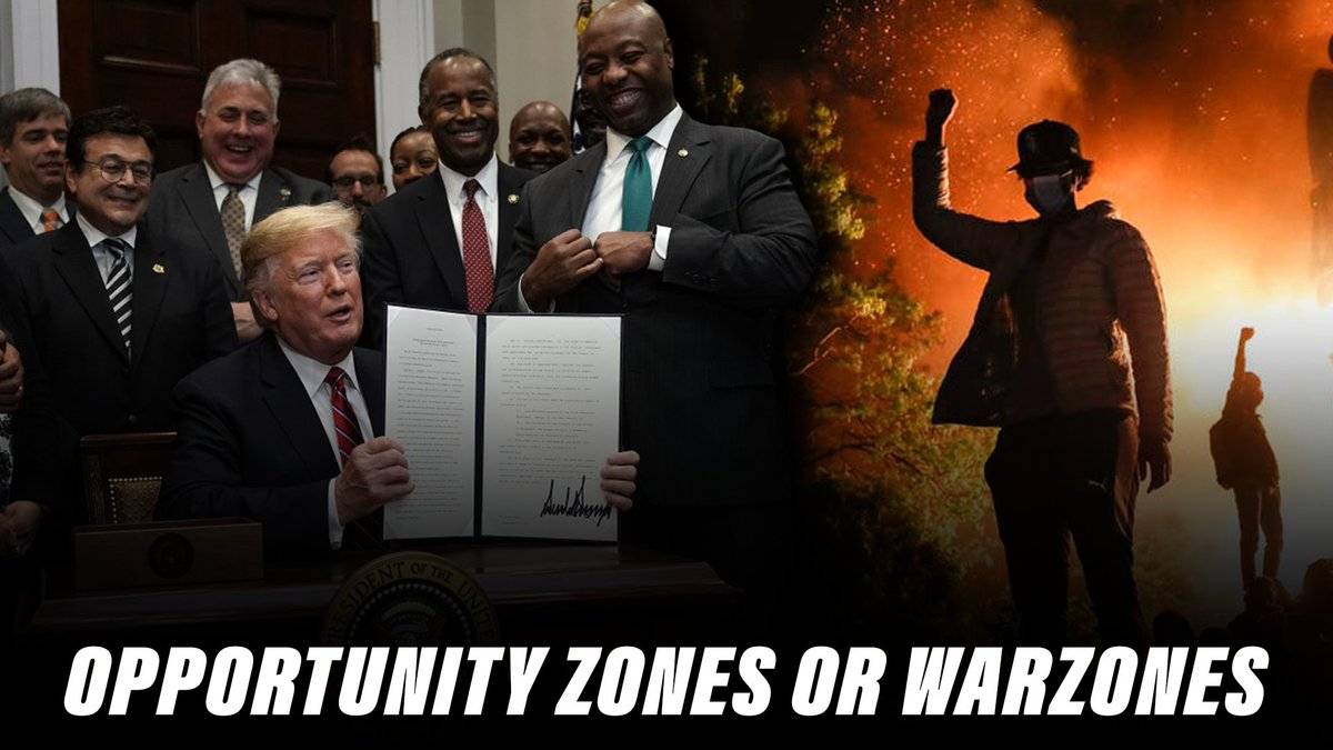 Black America, We have a choice between Opportunity Zones or War Zones I choose OPPORTUNITY Thats why Im running for the State House to END the single party Democratic Dominance of Cleveland Please RT & if able donate below to my campaign God bless friends-of-shay-hawkins.revv.co/donate-x