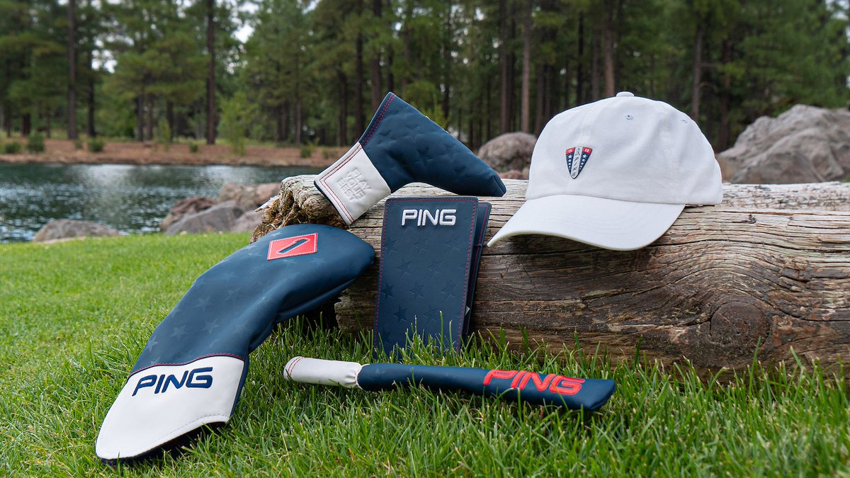 New covers to top things off for #TeamPING at the @usopengolf and a bundle built just for you. Shop our Stars Banner Bundle and see the entire limited-edition collection here: https://t.co/DJPZaPkU7e https://t.co/elsT1h5f15
