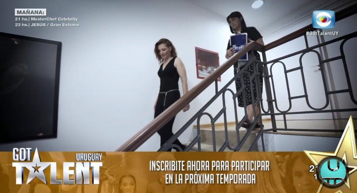 • NUEVA TEMPORADA  Canal 10 abrió las inscripciones para participar en la segunda temporada de GOT TALENT URUGUAY | https://t.co/KWYYzM89MA   #GotTalentUY https://t.co/94HNIXaRWJ