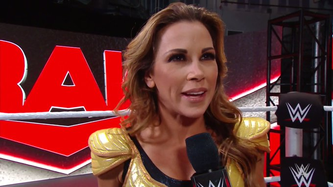 Mickie James says she hopes to use this time to pen her book. (WWE)