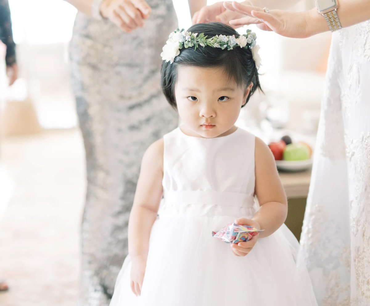 Flower girls are the cutest guests ever!  »https://t.co/zc5LykIVXV  📸» https://t.co/bkohWq3s0N 📍» @LosCabosGV  🌸» @MAINEVENTCABO 📋» Karla Casillas and Co. https://t.co/pEFLoLJkvO