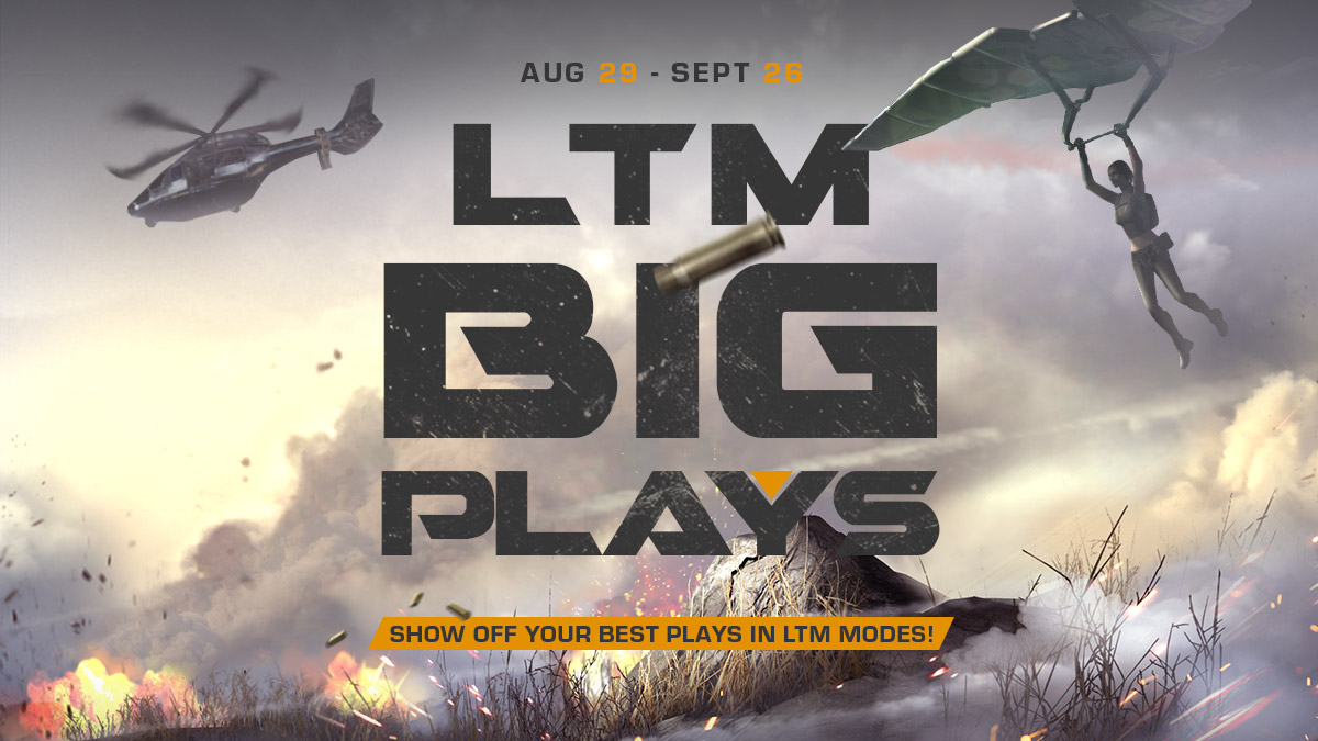 Show off your BIGGEST plays and earn huge rewards! 💰  Show us your best plays in any LTM mode in Season 10 by uploading your clips and using #LTMBigPlays for a chance to win! Five winners will earn upwards of 15,000 EP! https://t.co/MceUSzNlIR