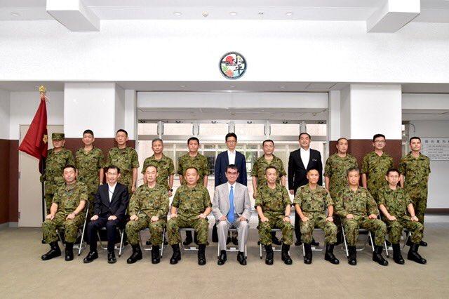 """防衛省・自衛隊 on Twitter: """"小平駐屯地は、自衛隊の警務・会計・法務 ..."""