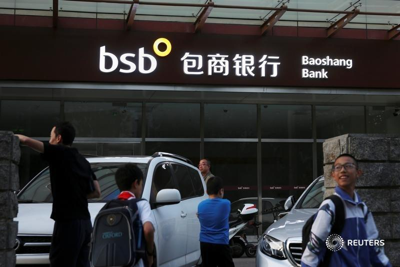 Beijing is letting lenders go belly-up as it attacks systemic risk. That's all fine for Benjamin Fanger, founder of ShoreVest, a manager $1.8 bln of soured loans. He talks with @petesweeneypro about China's bad debt opportunity, listen to the podcast here: https://t.co/H5Kw9zZuSg https://t.co/ohSLloI03P