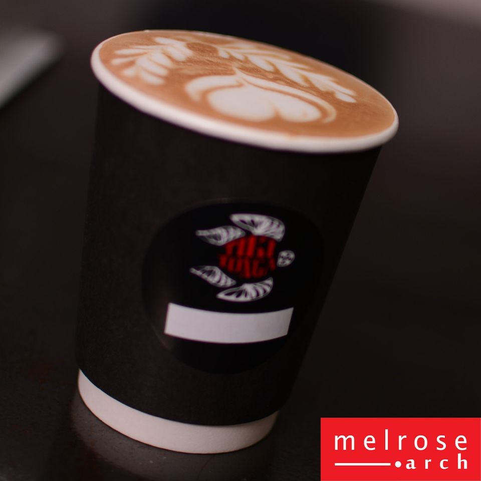 Start your morning right with a cappuccino or three from   TikiTonga Coffee SA. . #MelroseArch #StaySafe https://t.co/wDiBxwHIYn