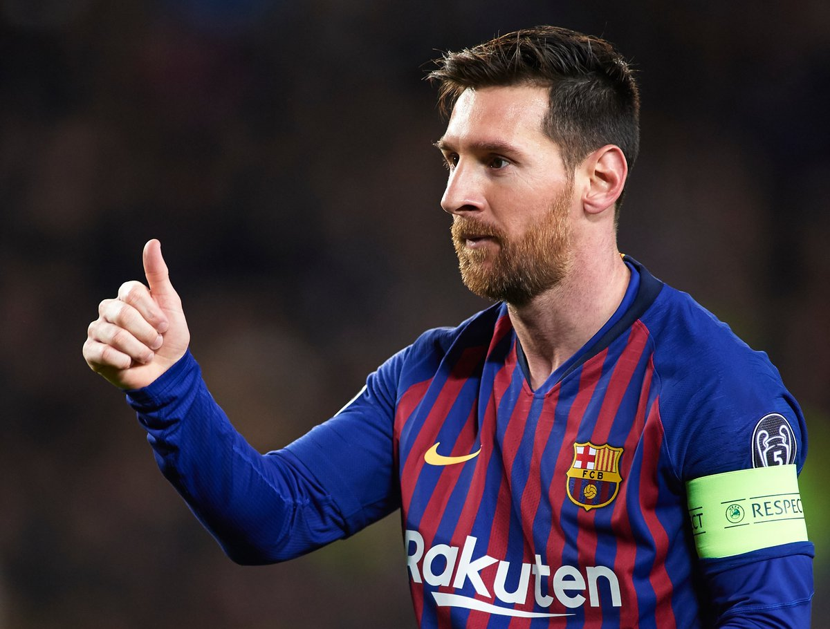 Barcelona playmaker Lionel Messi will be asked by club president Josep Maria Bartomeu to take a salary cut. (Source: Deportes Cuatro)
