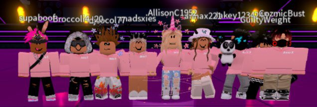 annax221 - thank u to everyone who has bought my merch on roblox! Much love💖 #roblox