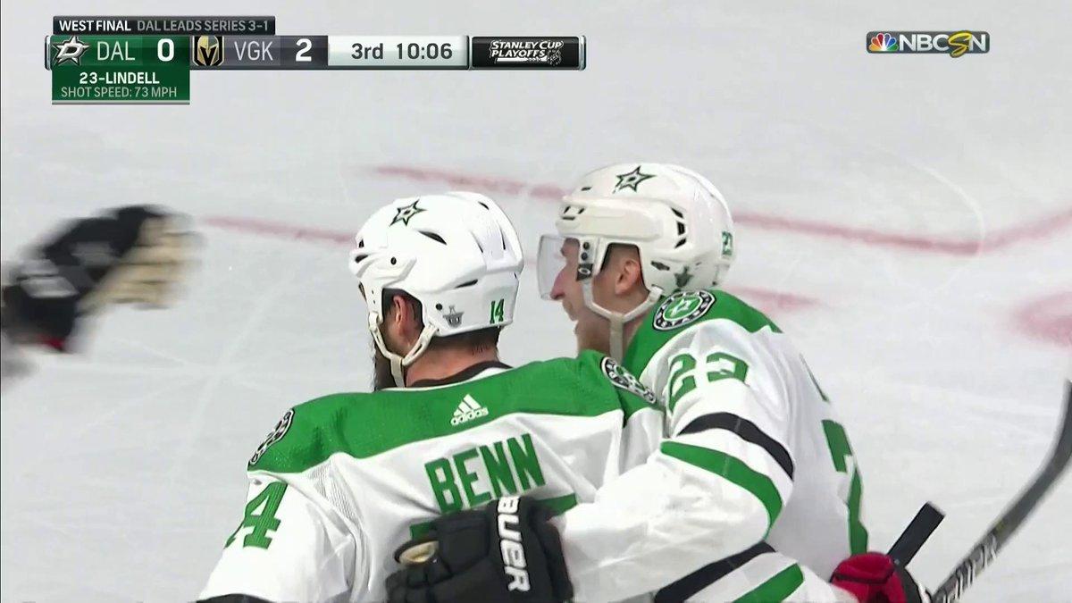 @NHLonNBCSports's photo on Jamie Benn