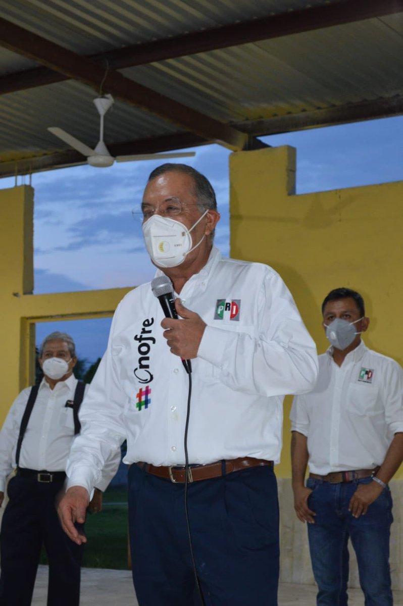 Cerramos nuestro #día10decampaña visitando a los amigos del Ejido Purísima en Matamoros. #Distrito7  Para #SeguirSeguros #VotaPRI https://t.co/5fkvCIJKSL