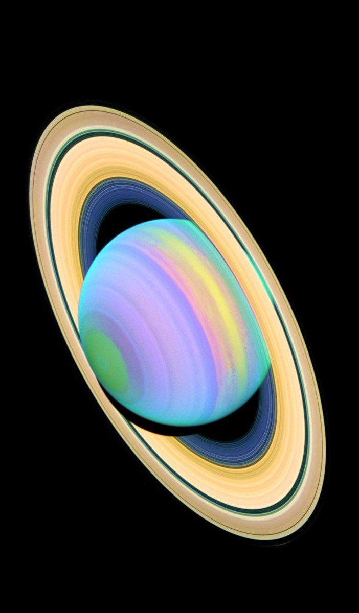 ultraviolet + infrared images of saturn, venus, jupiter and uranus by hubble https://t.co/DIfmL74901
