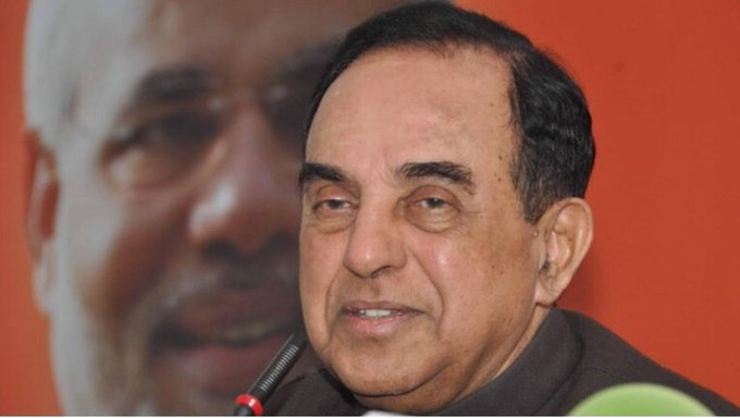 Wishing Happy Birthday to Dr Subramanian Swamy