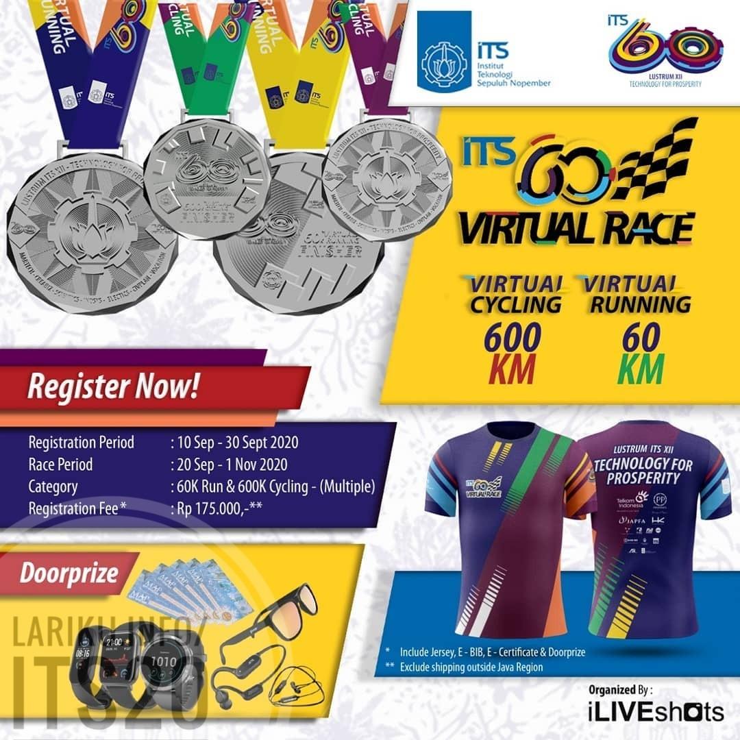 ITS 60 Virtual Race • 2020