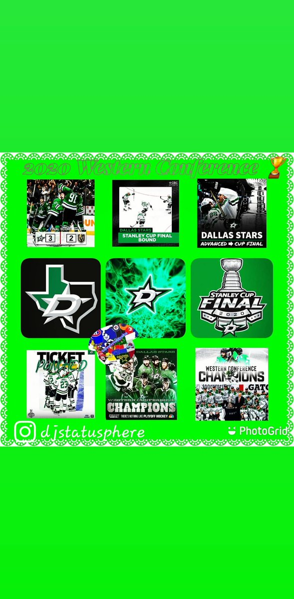 DALLAS defeated the Vegas Golden Knights 3-2 in overtime Monday night in the Edmonton, Alberta, bubble to win the Western Conference final 4-1. !!! #djstatusphere   #schweppervescence  #hockey #nhl #nhlonnbc @DallasStars #RIPJKRowling #MNFxESPN