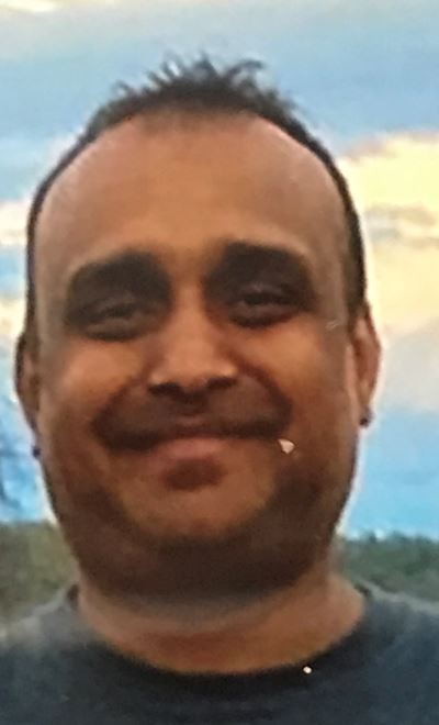 MISSING MAN: Paul Selvaranjan, 39 - last seen on Sept. 11, at 4 p.m., in the Ellesmere Rd & Bellamy Rd N area - he is described as 55, medium build, short black hair - he was last seen wearing a light blue t-shirt, grey pants, and black running shoes #GO1743018 ^al