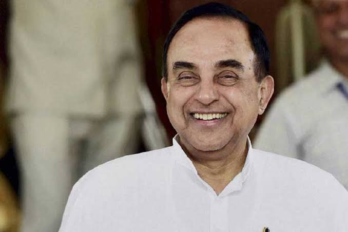 Nation\s Fearless Leader  Dr. Subramanian Swamy Ji.  Happy Birthday to you