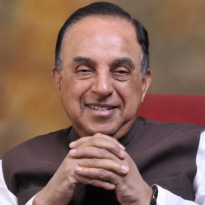 Wishing the Virat Lion, Shri Subramanian Swamy ji a very happy birthday..