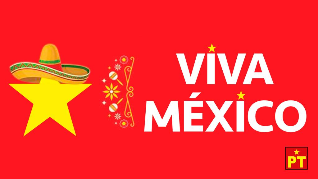 ¡Vivan los héroesquenos dieron patria y libertad! ¡Víva Hidalgo! ¡VivaMorelos! ¡VivaJosefa Ortiz de Domínguez! ¡Viva México! ¡Viva Andrés Manuel López Obrador! @lopezobrador_ https://t.co/33qbiKkG9b