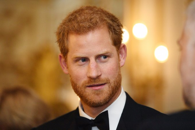 The Duke of Sussex turns 36 today. Happy birthday Prince Harry!!!!