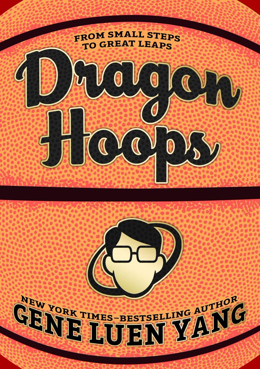 I'm interviewing @geneluenyang tomorrow at 4pm EST about his new graphic novel DRAGON HOOPS & SUPERMAN SMASHES THE KLAN. I've got a bunch of questions but send me some if you have them & I'll try to work them in. And go buy these books if you haven't. 🏀⛹️♂️ #ComicNewsInsider https://t.co/Q8KqxuNOIi