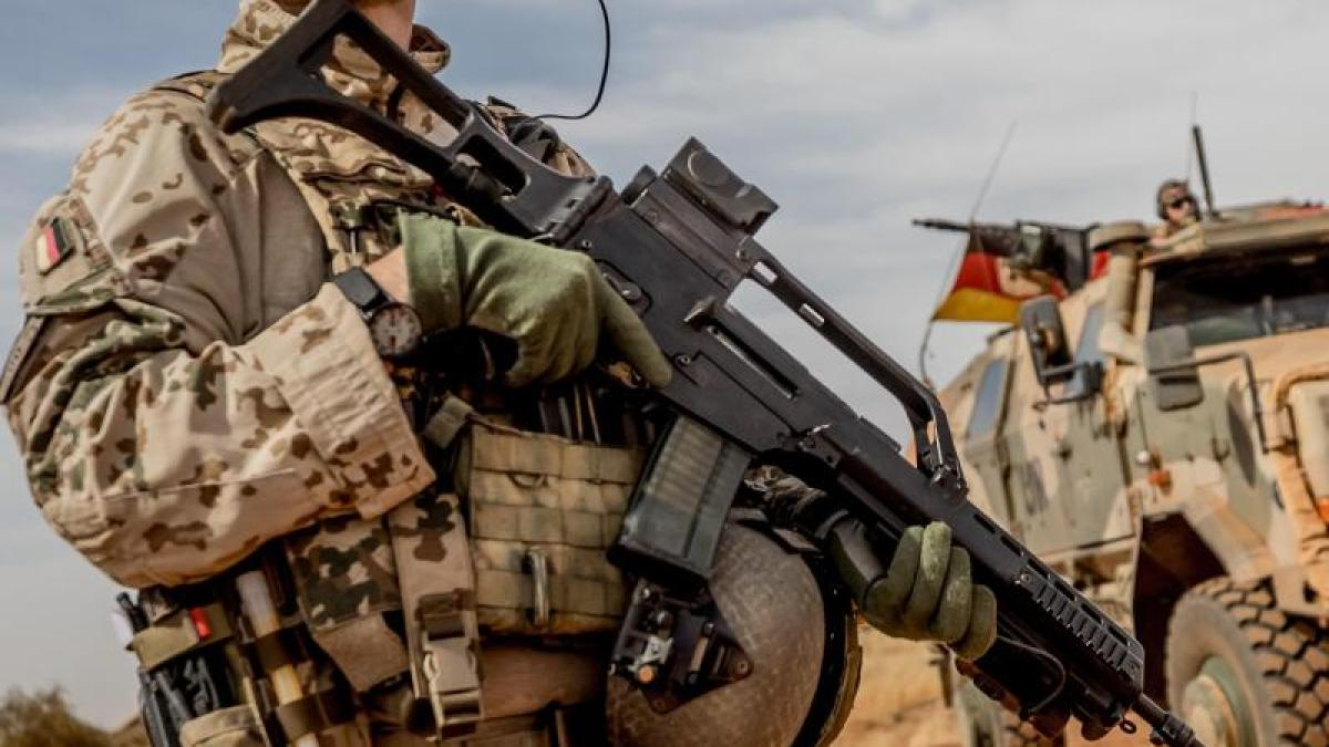 Arabischer Staatskonzern soll Bundeswehr-Sturmgewehr liefern https://t.co/7I3dsSvIVW https://t.co/QvSsT4LAks