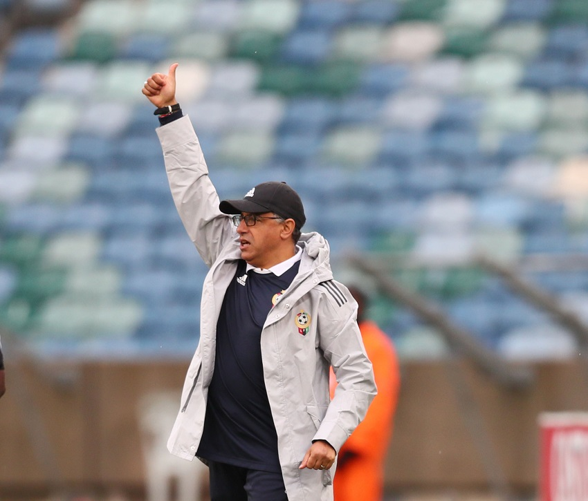 Who is Adel Amrouche' the man linked to the high-profile Kaizer Chiefs coaching job?: When he was last in South Africa in 2018' reported Kaizer Chiefs coaching target Adel Amrouche oversaw a solid 0-0 draw for Libya against Bafana Bafana at Moses Mabhida… https://t.co/mtE7txakyw https://t.co/7VfDAfSv19