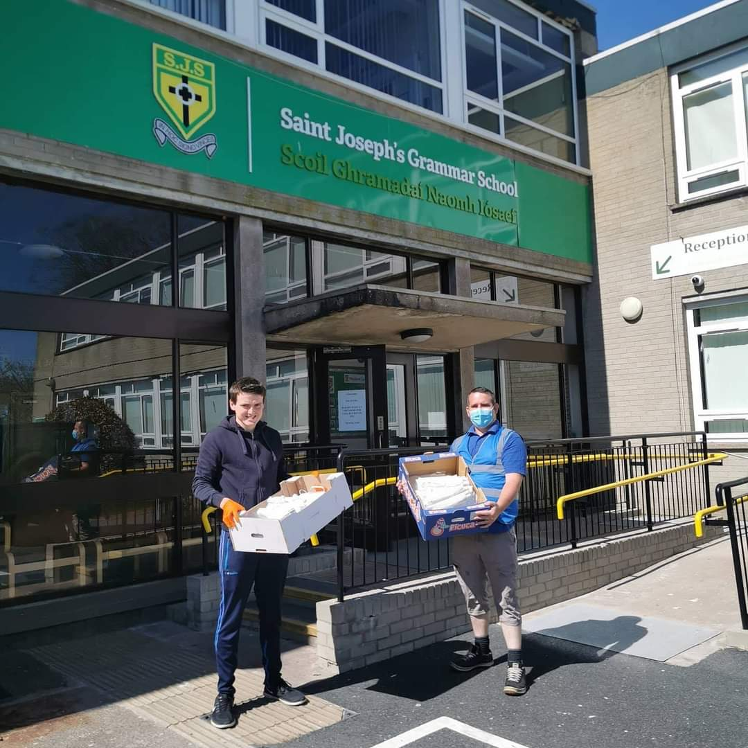 We would like to thank the Mid Ulster District Council who helped part fund our Parent Support Group Visor Scheme which ran back in April. Without your help we wouldn't have been able to donate 16,000 pieces of PPE equip to health care workers in the North and South of Ireland🙏 https://t.co/4mkH8zKfUt